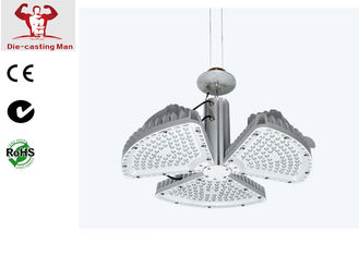 360W Led High Bay Light Fixtures For major Industrial Area with 3 Fans