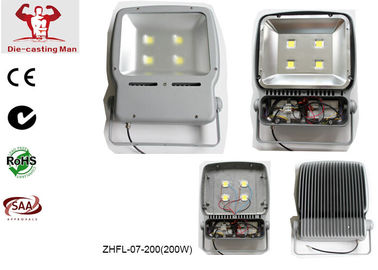 200W Super Bright High Power Industrial LED Flood Lights for Advertising Board / Garden Lighting